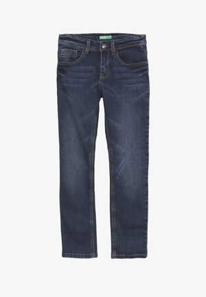 TROUSERS - Vaqueros slim fit - blue