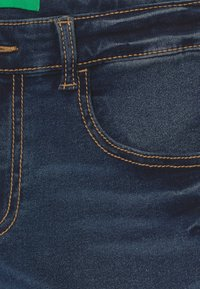 Benetton - Jeans Skinny - dark blue denim - 3