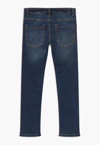 Benetton - Jeans Skinny Fit - dark blue denim - 1