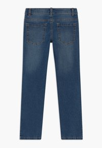 Benetton - Džíny Slim Fit - blue denim - 1