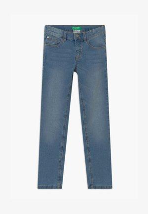 BASIC BOY  - Slim fit jeans - blue denim