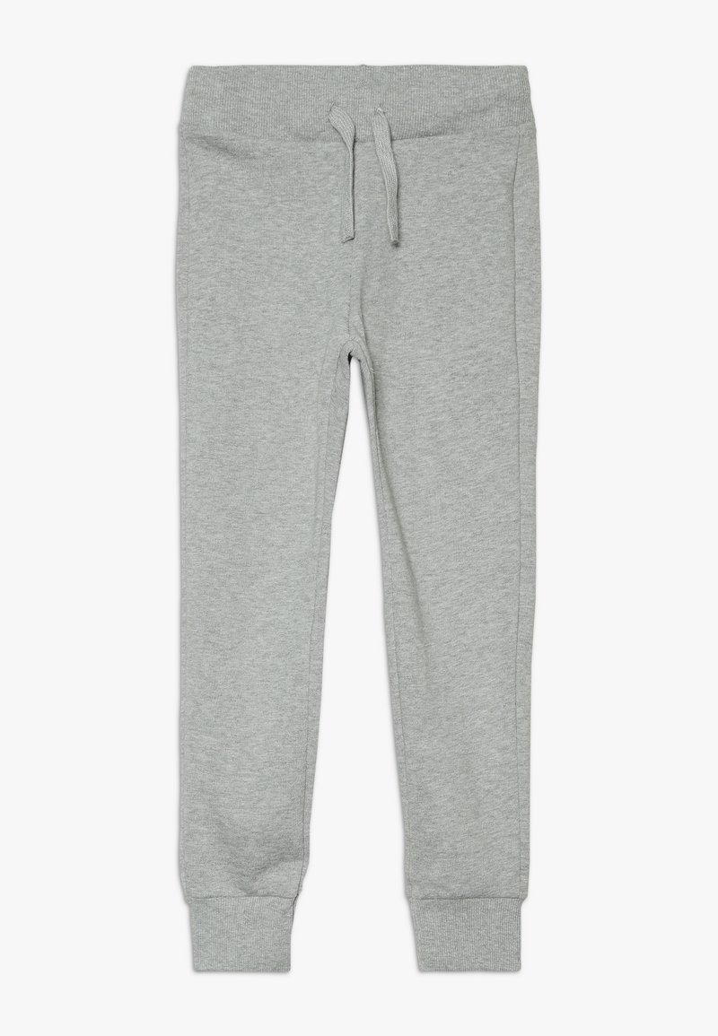 Benetton - TROUSERS BASIC - Tracksuit bottoms - grey