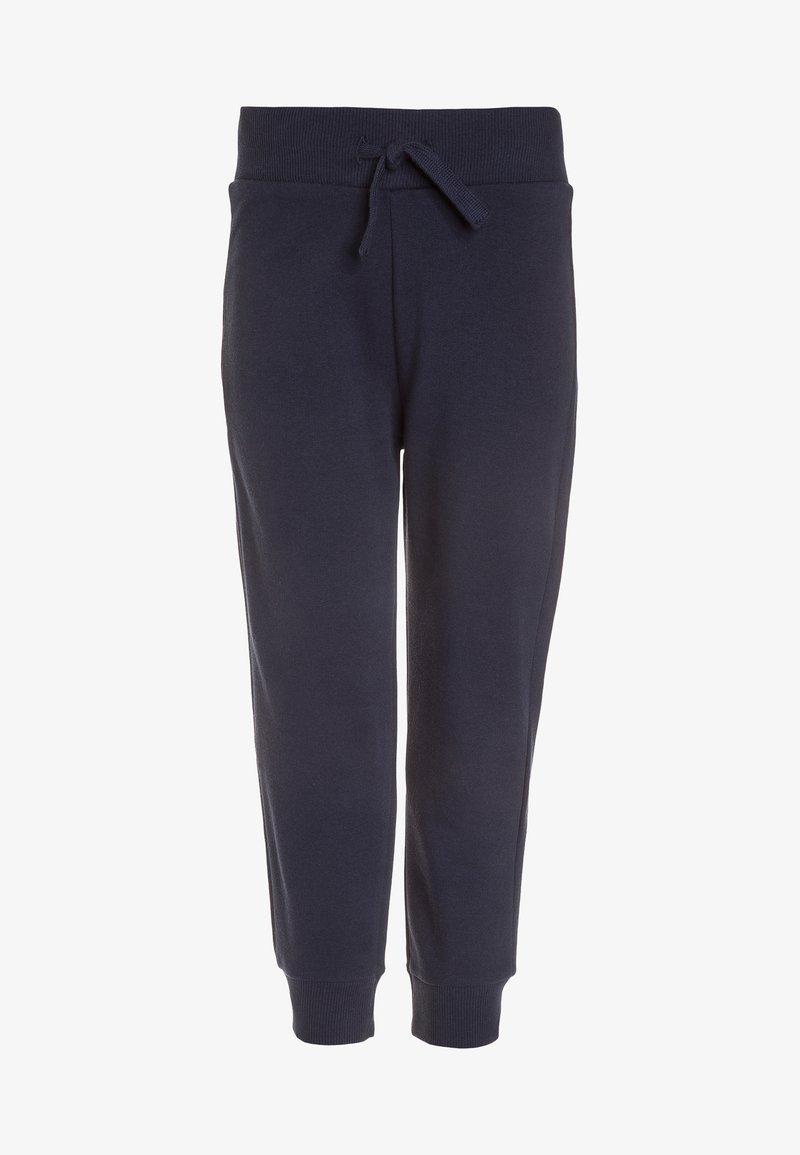 Benetton - Spodnie materiałowe - dark blue