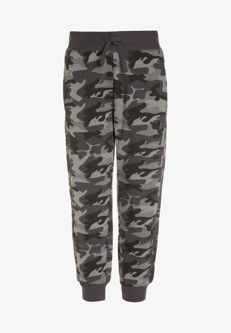 Benetton - TROUSERS - Pantalon de survêtement - grey