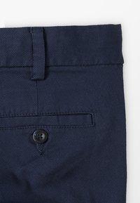 Benetton - TROUSERS - Chino kalhoty - dark blue - 3