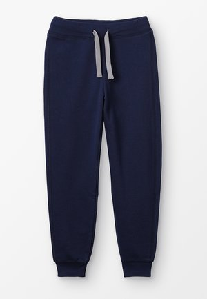 TROUSERS BASIC - Spodnie treningowe - dark blue