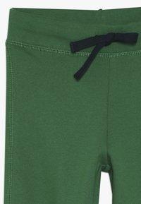 Benetton - TROUSERS BASIC - Trainingsbroek - green - 4