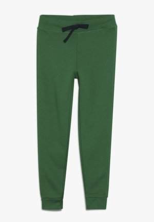 TROUSERS BASIC - Spodnie treningowe - green