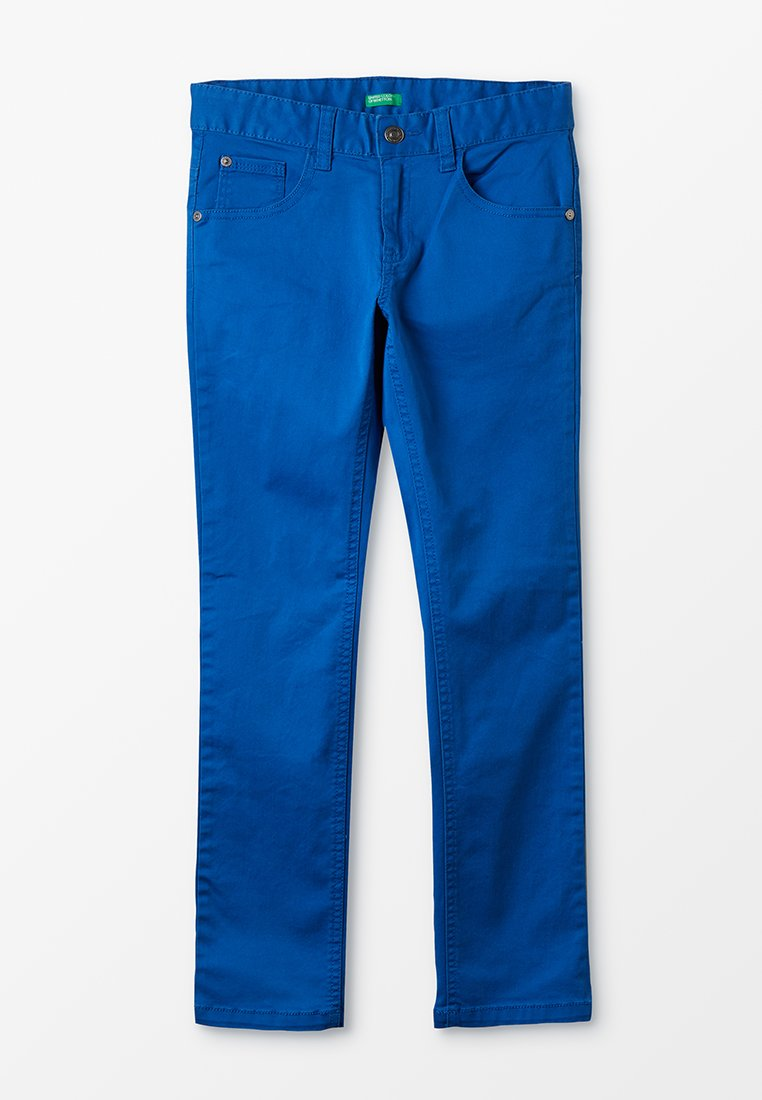 Benetton - TROUSERS BASIC - Pantalones - blue