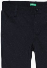 Benetton - TROUSERS - Dressbukse - blue - 3