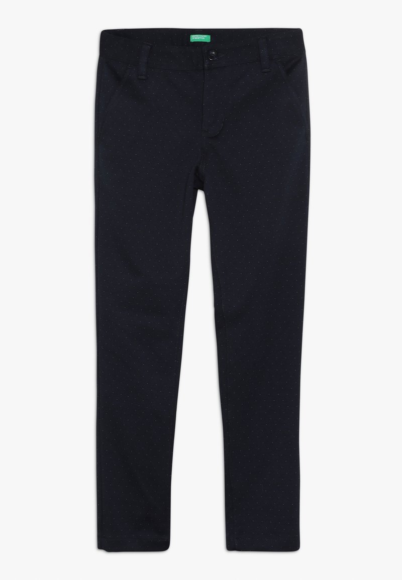 Benetton - TROUSERS - Dressbukse - blue