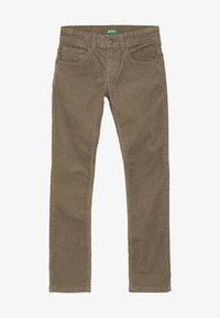 Benetton - TROUSERS - Bukse - beige