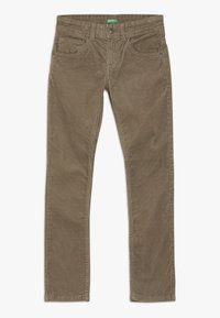 Benetton - TROUSERS - Bukse - beige - 0