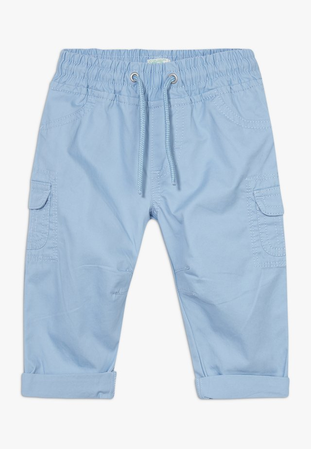 TROUSERS - Cargobroek - blue