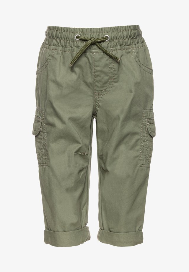 TROUSERS - Cargobroek - khaki