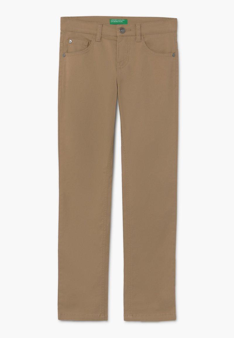 Benetton - Slim fit jeans - beige