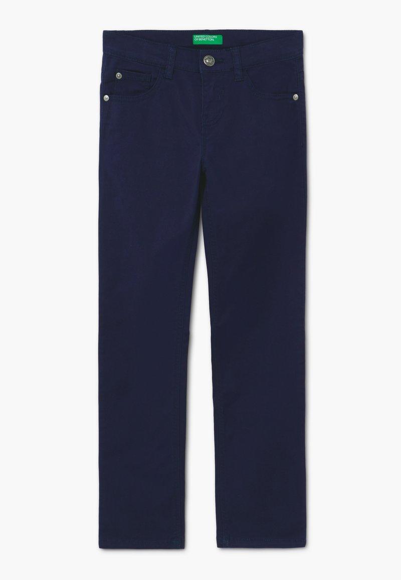 Benetton - Slim fit jeans - dark blue
