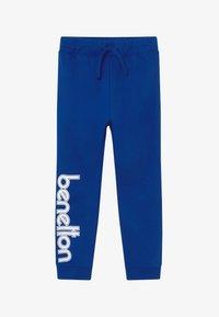 Benetton - TROUSERS - Tracksuit bottoms - blue - 2