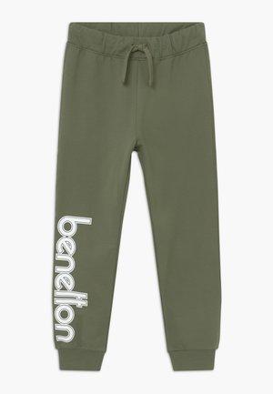 TROUSERS - Pantalones deportivos - khaki