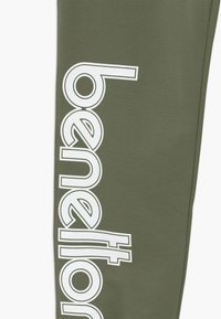 Benetton - TROUSERS - Teplákové kalhoty - khaki - 3