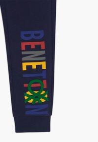 Benetton - Pantaloni - dark blue - 3