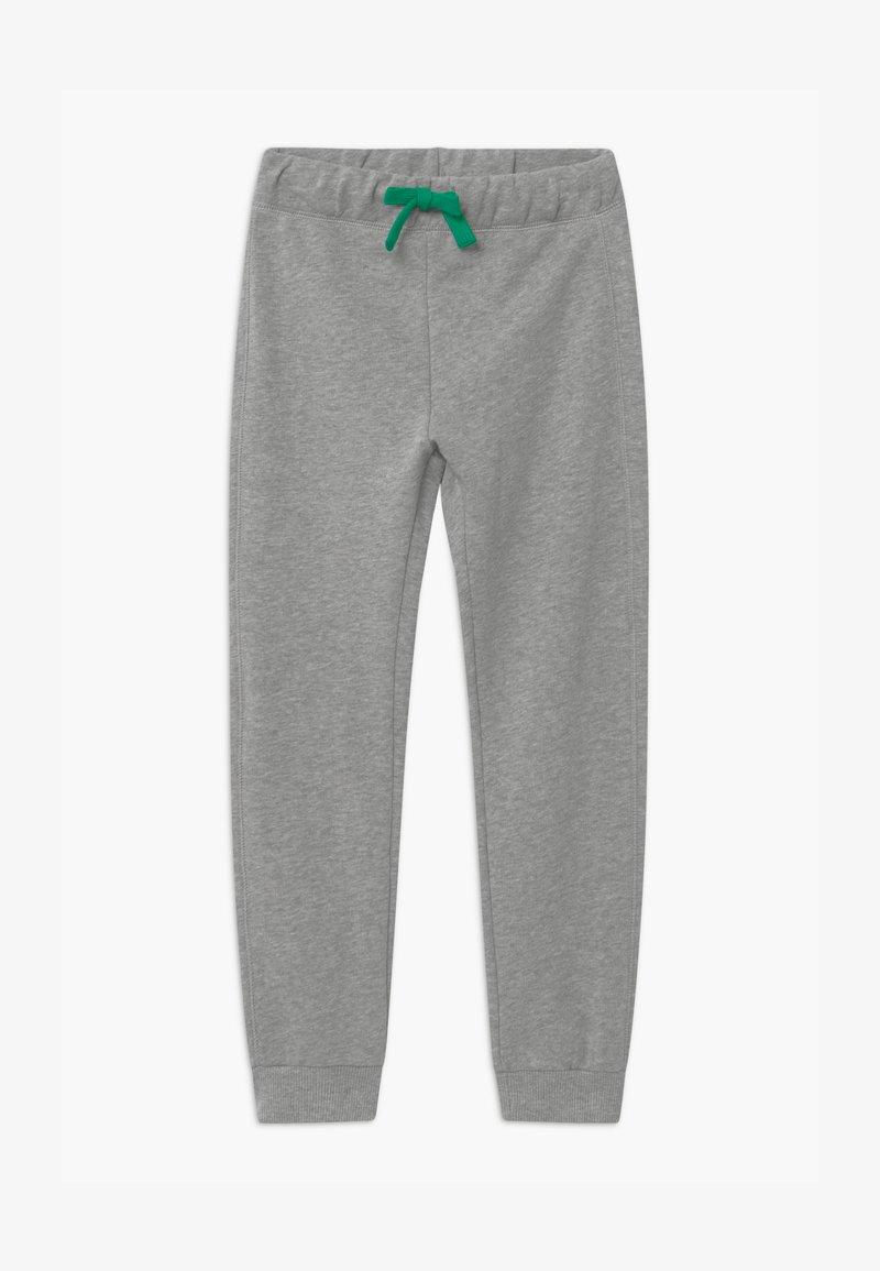 Benetton - BASIC BOY - Spodnie treningowe - grey