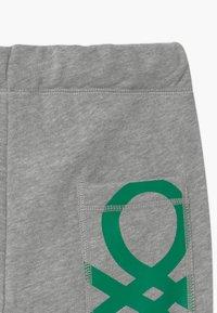 Benetton - BASIC BOY - Spodnie treningowe - grey - 2