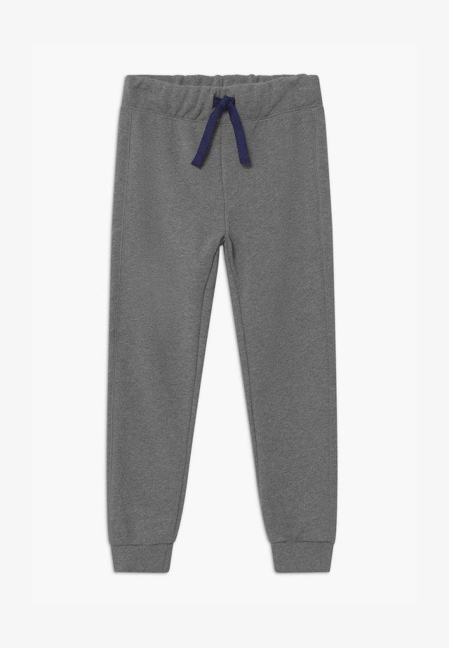 BASIC BOY - Spodnie treningowe - dark grey