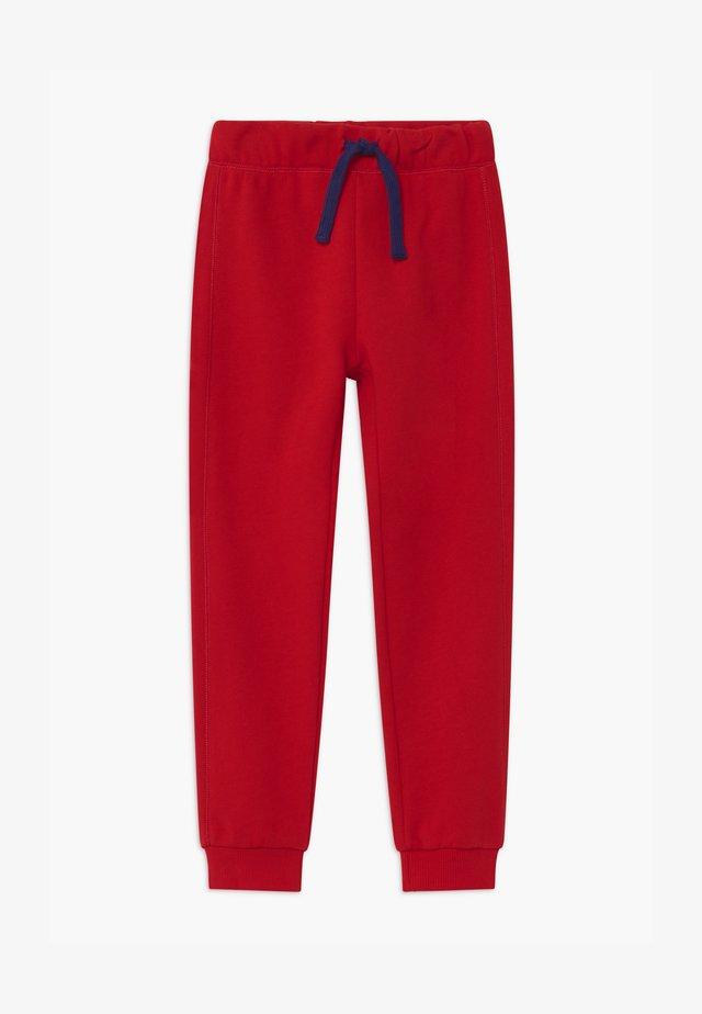 BASIC BOY - Spodnie treningowe - red