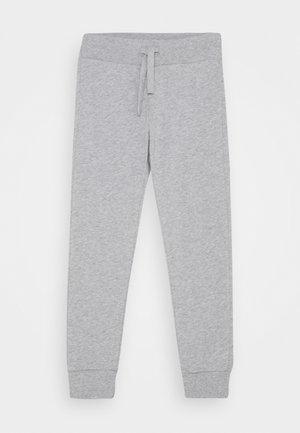 BASIC BOY - Spodnie treningowe - grey
