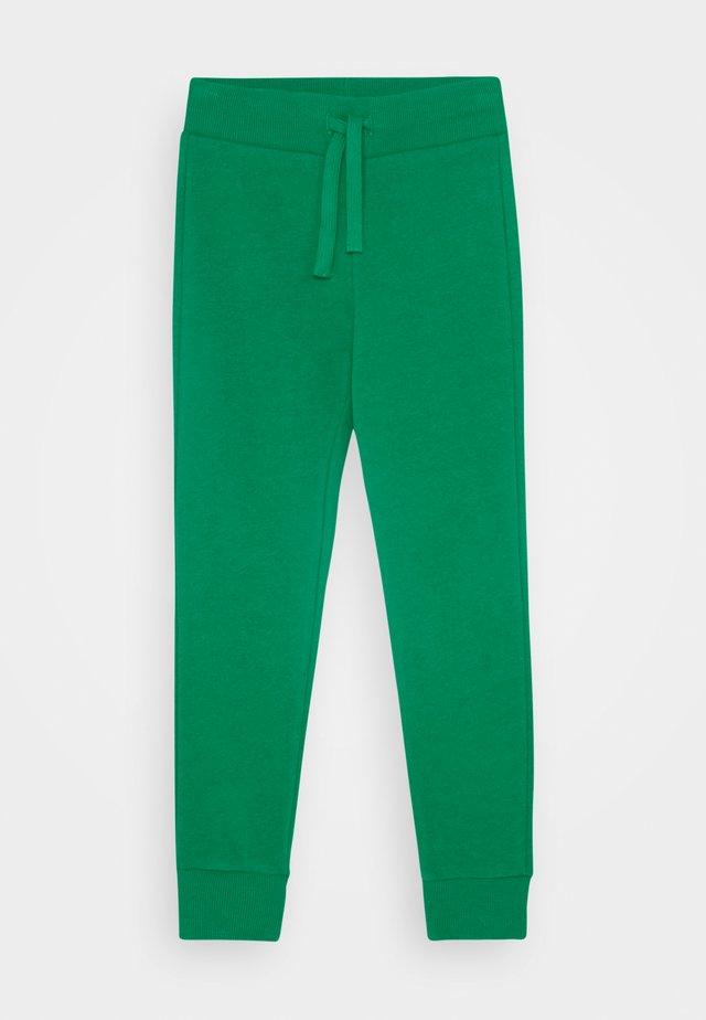 BASIC BOY - Spodnie treningowe - green