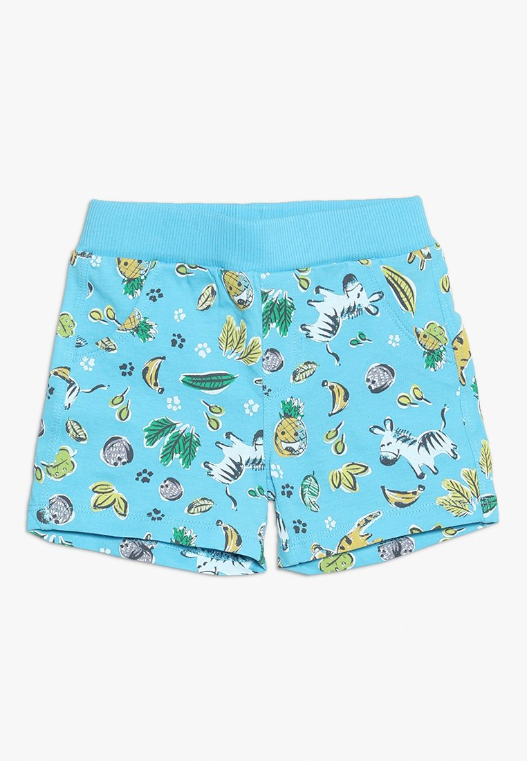 Benetton - Shorts - blue