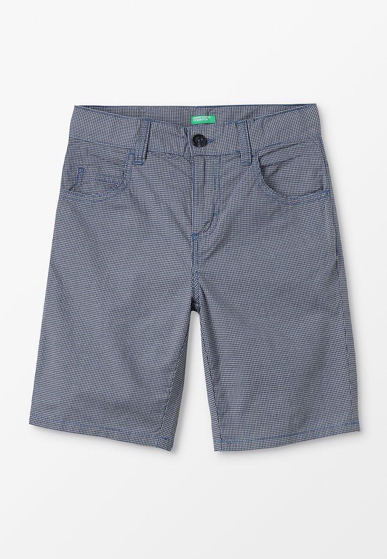 Benetton - BERMUDA - Shorts - blue