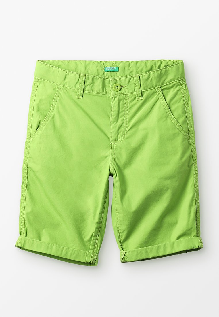 Benetton - BERMUDA BASIC - Shorts - green
