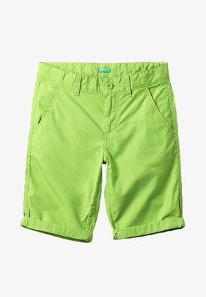 BERMUDA BASIC - Shorts - green