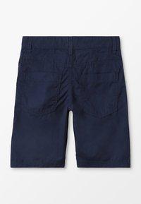 Benetton - BERMUDA BASIC - Shorts - dark blue - 1