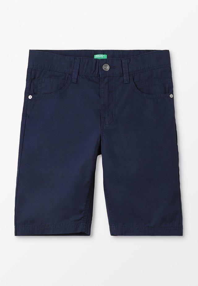 BERMUDA BASIC - Shorts - dark blue