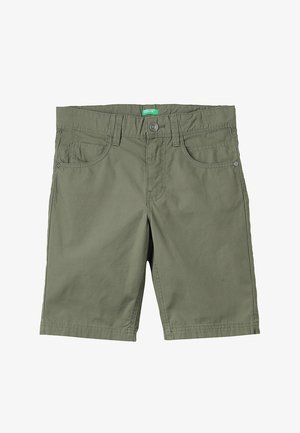 BERMUDA BASIC - Short - khaki