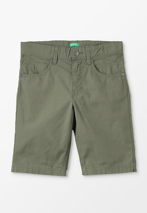 BERMUDA BASIC - Shorts - khaki