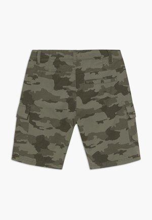 BERMUDA - Cargo trousers - khaki