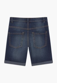 Benetton - Jeansshort - blue denim - 1