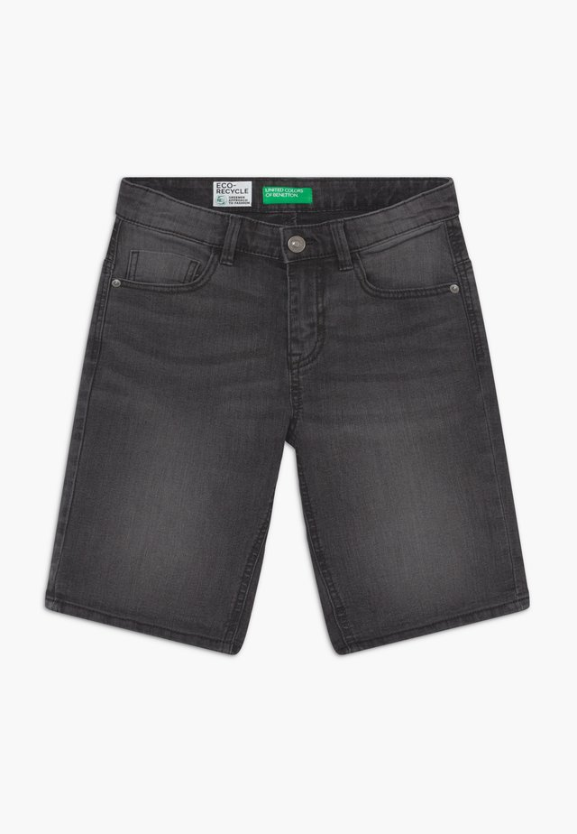 Jeans Shorts - dark grey