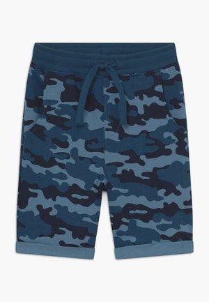 BERMUDA - Kalhoty - blue