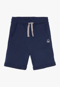 Benetton - BERMUDA - Shorts - dark blue - 0