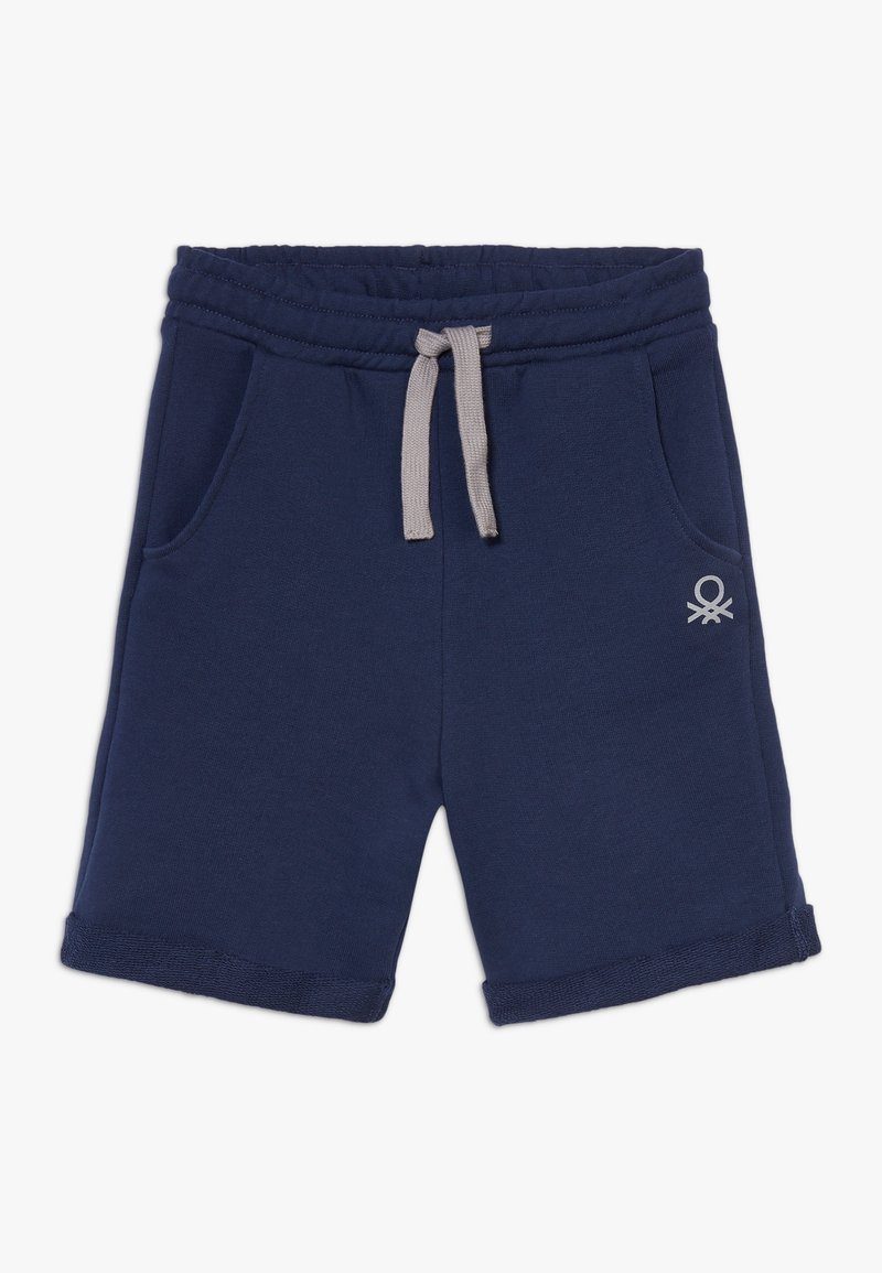 Benetton - BERMUDA - Shorts - dark blue