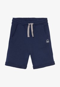 Benetton - BERMUDA - Shorts - dark blue - 2