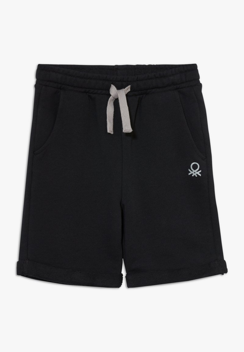 Benetton - BERMUDA - Short - black