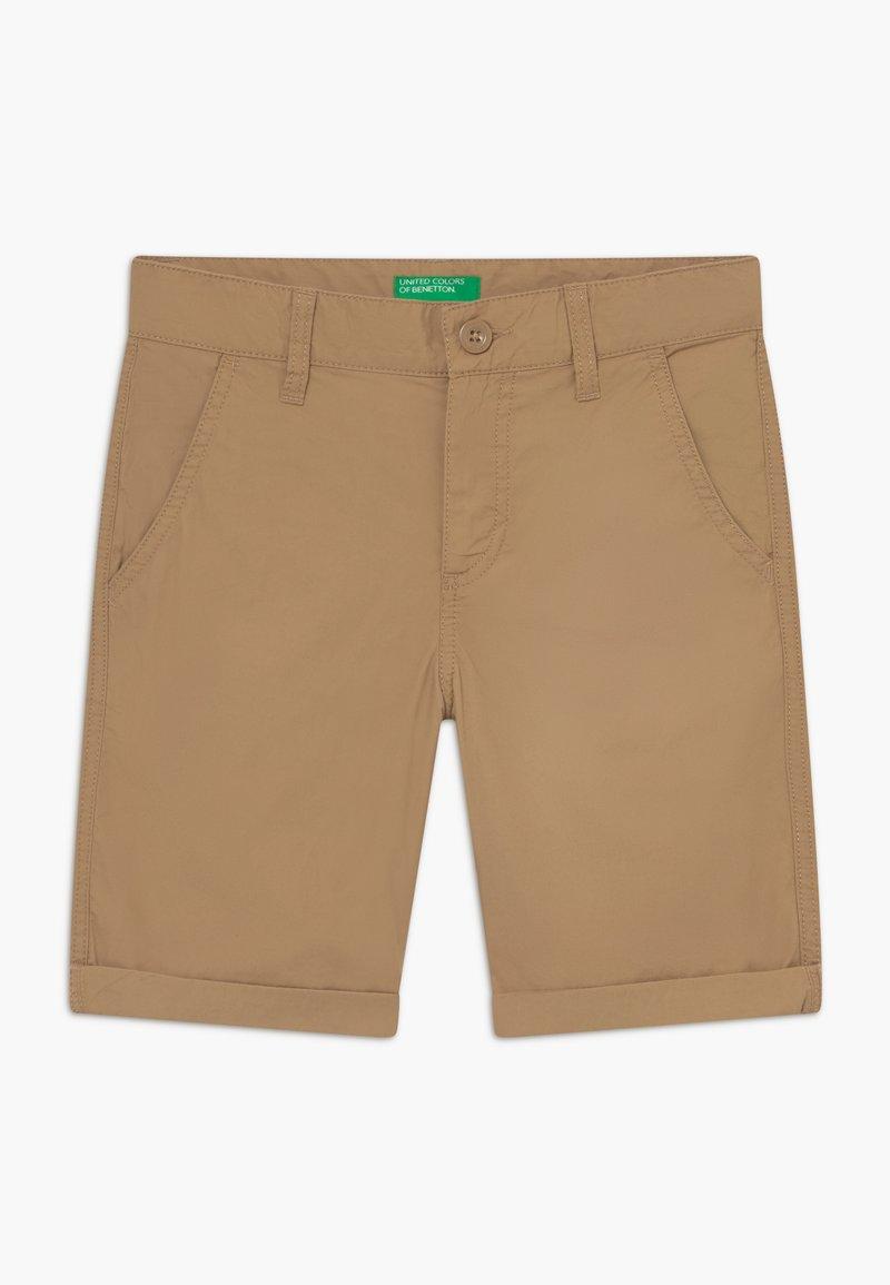 Benetton - BERMUDA - Short - beige