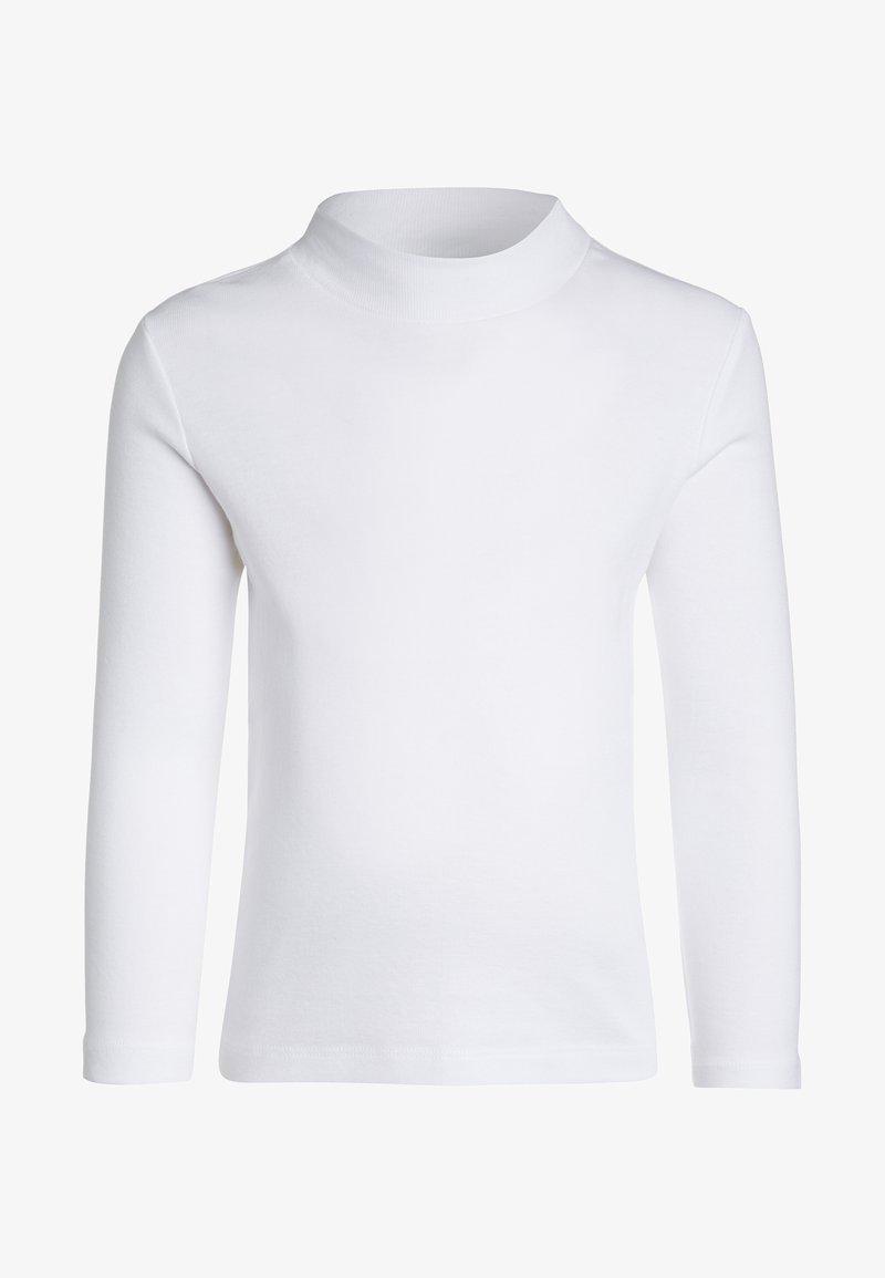 Benetton - BOY  - Langarmshirt - white
