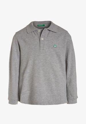 Polo - light grey